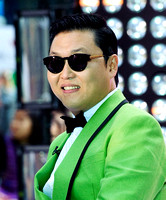 Psy live on the Today Show 9.14.12