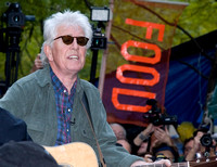 David Crosby Graham Nash at Occupy Wall Street