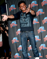 "DJ Pauly D from ""Jersey Shore"" Hand Print Ceremony at Planet Hollywood, Times Square"