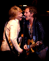 Bruce Springsteen with Jon Bon Jovi-Hope Concert 2003