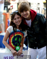 Justin Bieber Live on TODAY 6.4.10