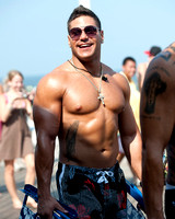 "MTV Reality Show ""Jersey Shore"" filming in NJ"